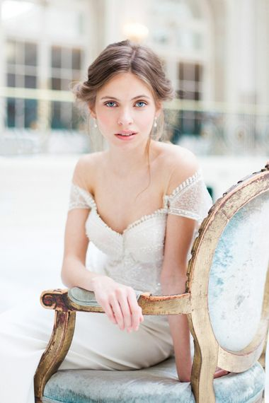 Natural Dewy Bridal Make Up