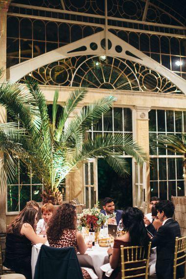 Syon Park Orangery Reception