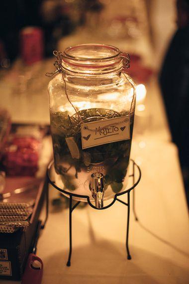 Mojito Cocktail Dispenser