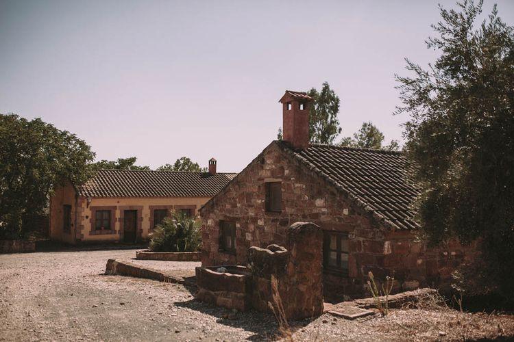 Hacienda la Colora Spanish Wedding Venue