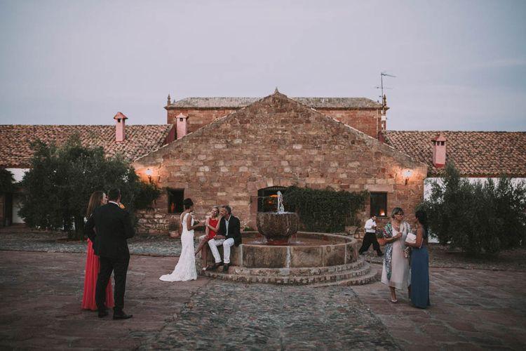 Hacienda la Colora Venue Spanish Wedding Venue