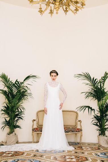 Bridal Gown By Marta Marti