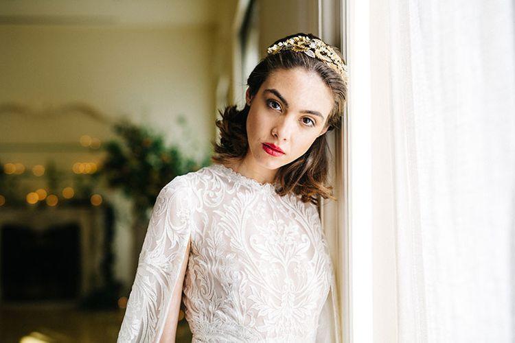 Bridal Gown by Alicia Rueda