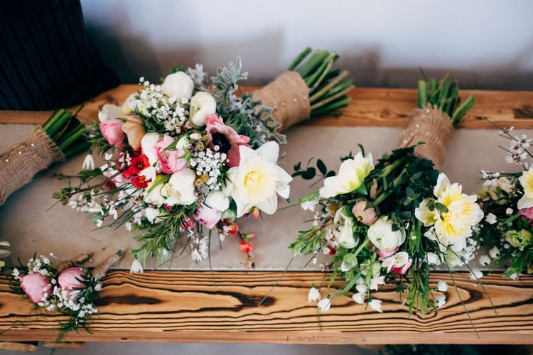 Wedding Bouquets | Dale Weeks Photography