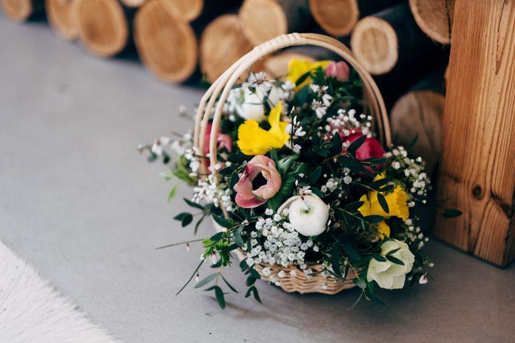 Flower Basket | Dale Weeks Photography