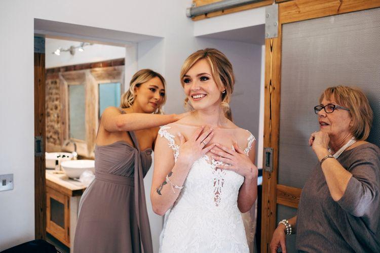 Bridal Preparations | Dale Weeks Photography