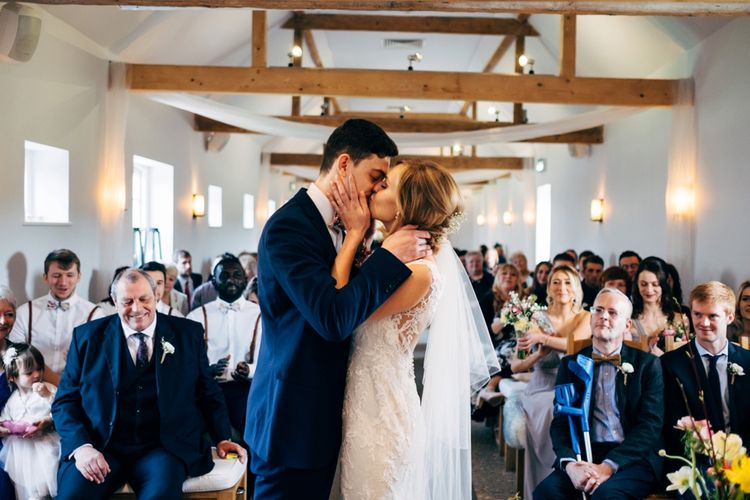 Southend Barns Wedding Ceremony | Dale Weeks Photography
