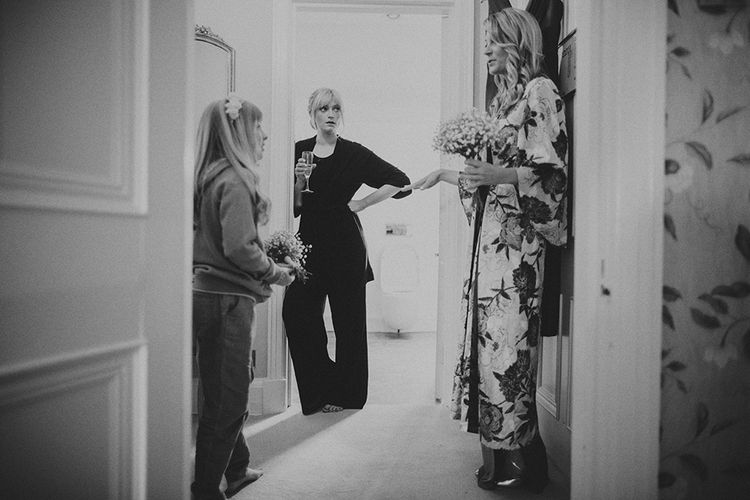 Bridal Preparations | Marshal Gray Photography