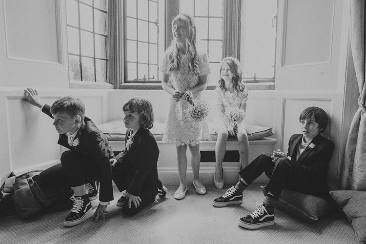 Page Boys & Flower Girls | Marshal Gray Photography
