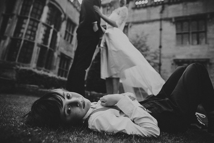 Page Boy | Marshal Gray Photography