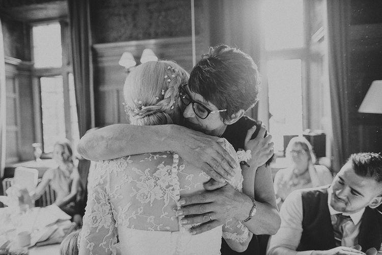 Wedding Guest Hugs | Marshal Gray Photography
