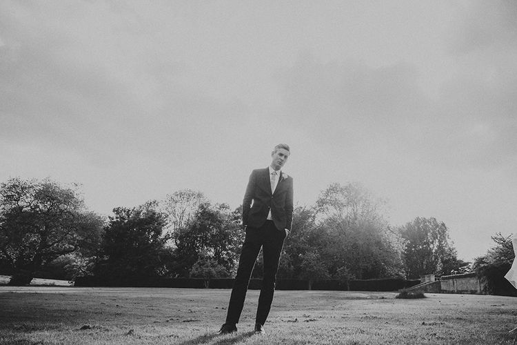 Groom in Folk Suit | Marshal Gray Photography