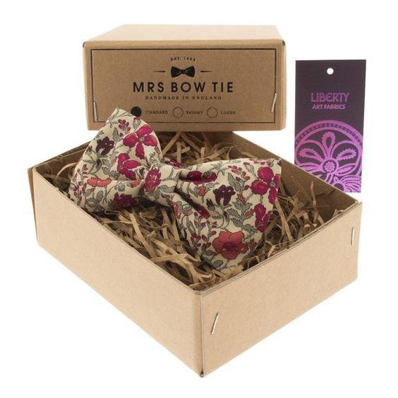 Mrs Bow Tie