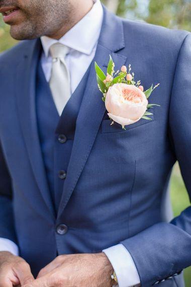 Navy & Blue Groomswear Inspiration Post