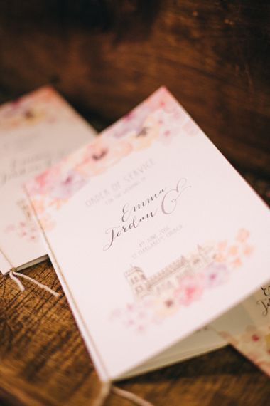 "Wedding Stationery | Image by <a href=""https://www.mandjphotos.com/"" target=""_blank"">M&J Photography</a>"