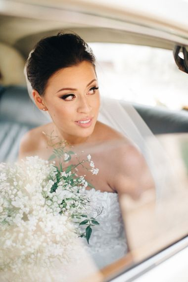 """Bride in Mira Zwillinger 