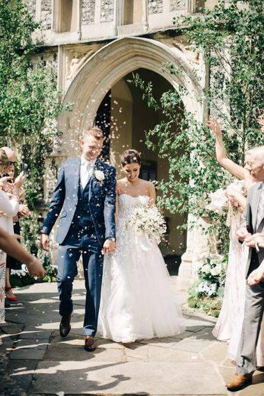 "Married | Image by <a href=""https://www.mandjphotos.com/"" target=""_blank"">M&J Photography</a>"