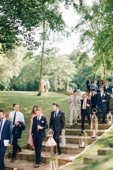"Wedding Guests | Image by <a href=""https://www.mandjphotos.com/"" target=""_blank"">M&J Photography</a>"