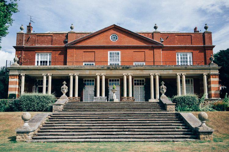 Pastel Wedding at Parkside School in Surrey   Nikki van der Molen Photography   The Modern Revelry Film