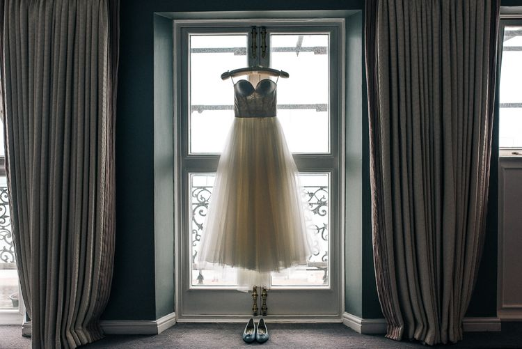 Halfpenny London Tulle Skirt | Sassi Holdford Top | Bridal Separates