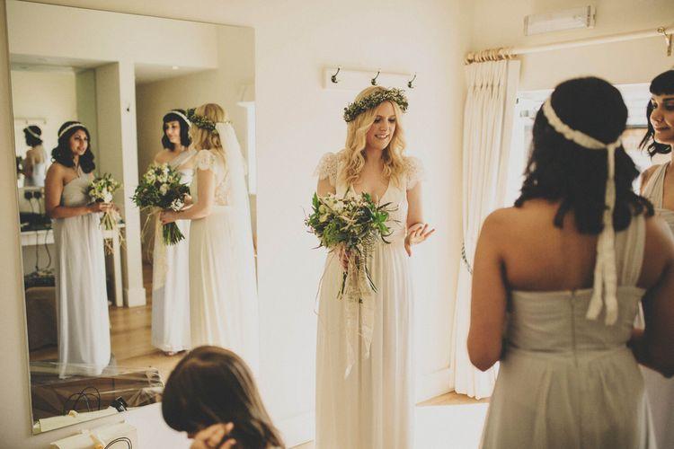Getting Ready | Bridal Preparations