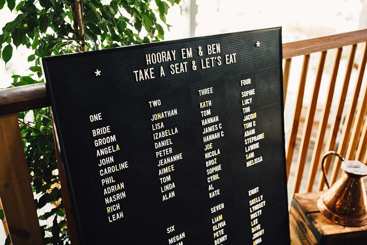 Peg Board Table Plan from Hey Style Props