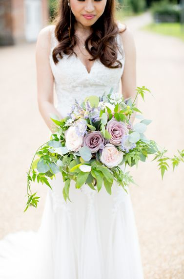 Darling & Wild Romantic Bridal Bouquet
