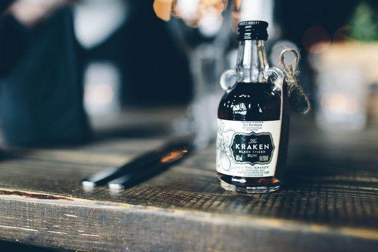 Kraken Rum | Featured in RMW