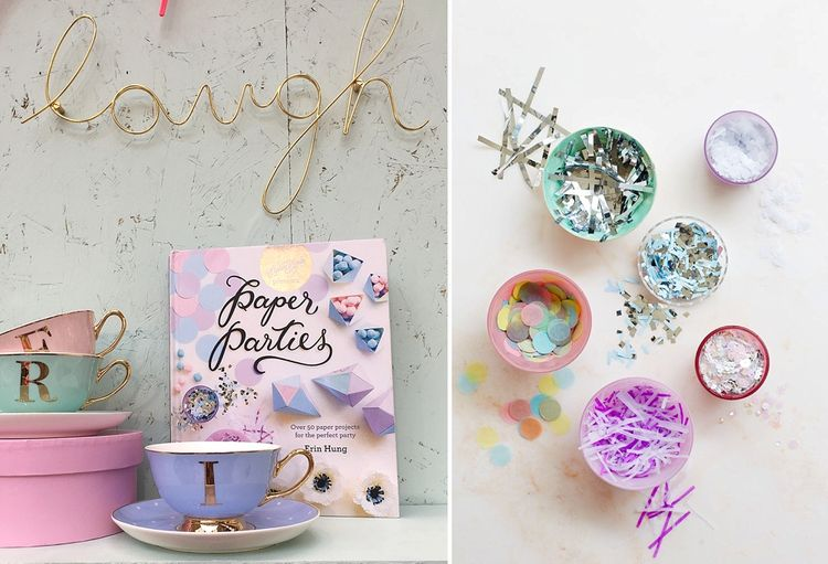Paper Parties by Berin Made