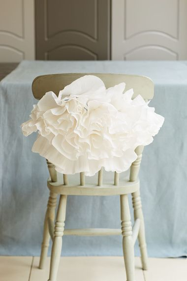 Seafoam Chair Back Project by Berin Made