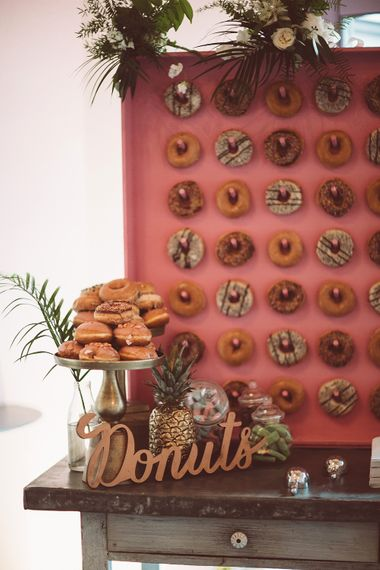 Donut Wall | Image by The List member Lemonade Pictures
