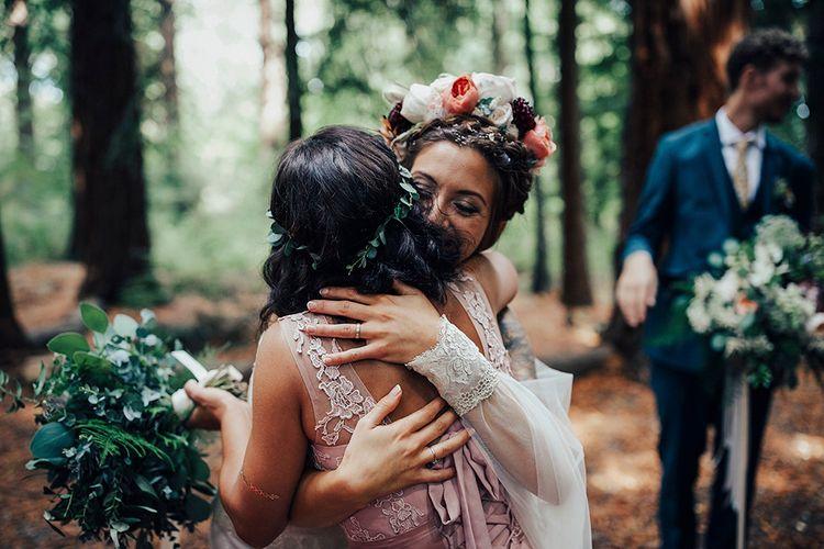 Wedding Guest Hugs | v