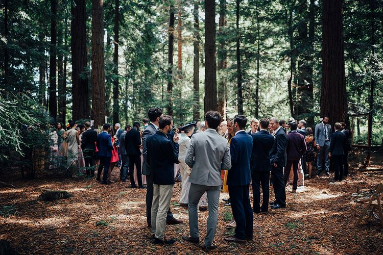 DIY Woodland Wedding at Two Woods Estate in Sussex | PJ Phillips Photography