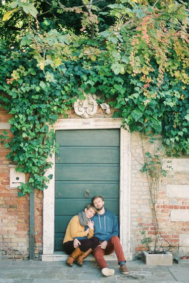 Venice Engagement Shoot With Images by Fine Art Photography Victoria JK Lamburn