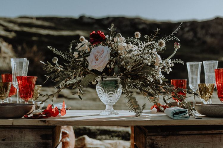 Bohemian Elopement Shoot Basque Country Images By Marine Marques