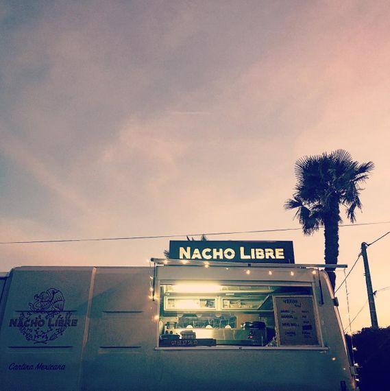 NACHO LIBRE FOOD TRUCK