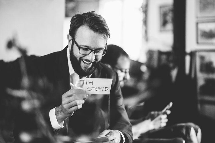 Groomsmen Wedding Morning Preparations | Bright At Home Tipi Wedding | Barney Walters Photography