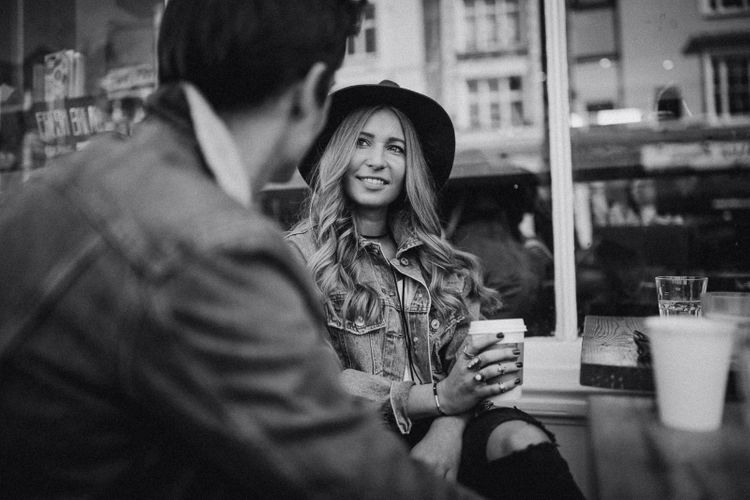 Joe + Gabri | Engagement in London