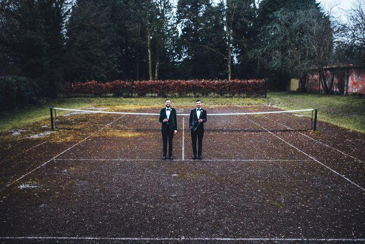 Couple Portrait By Michelle Wood Photographer
