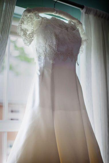Sassi Holford Grace Wedding Dress | Blink Photography