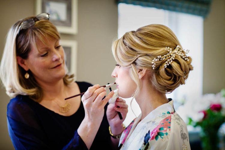Bridal Hair & Make Up | Blink Photography