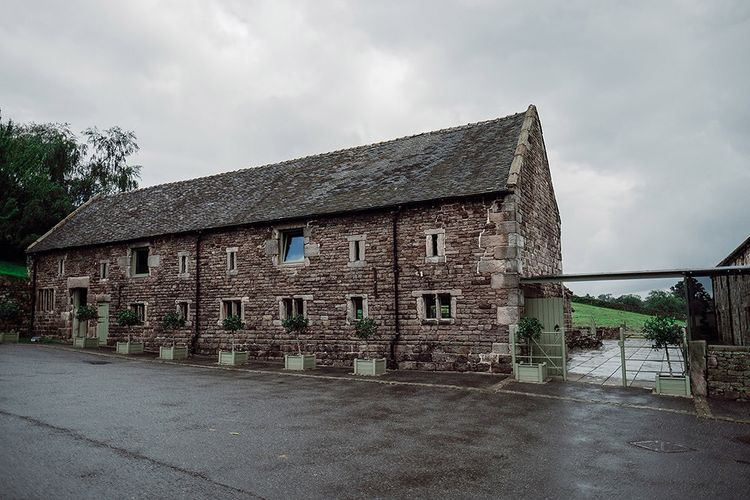 The Ashes Barns in Staffordshire