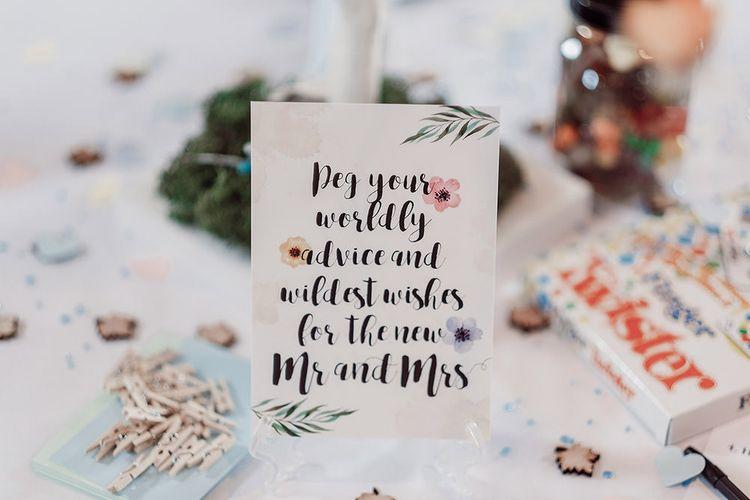 Wishing Tree Alternative Wedding Guest Book