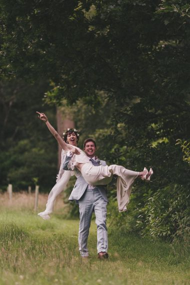 Bride & Groom Portraits by Millar Cole Photography