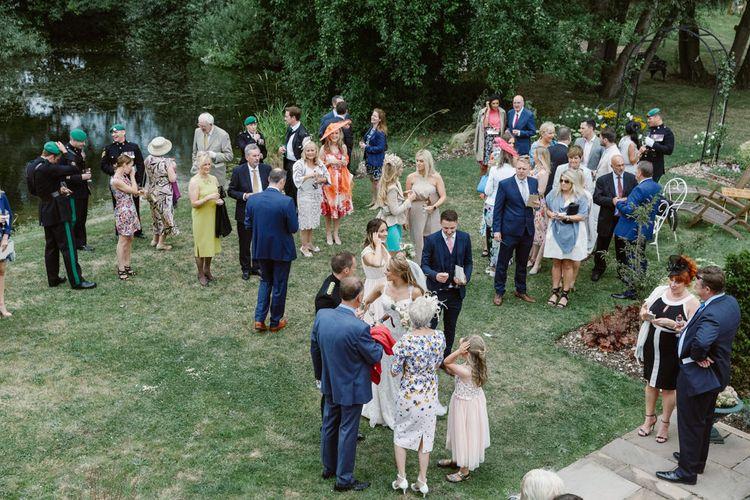 Wedding Guests   Natalie J Weddings Photography