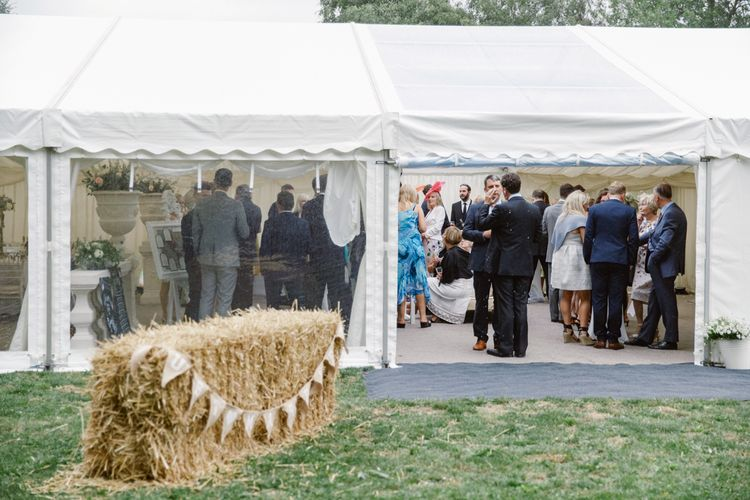 Pastel Pink Marquee Wedding   Natalie J Weddings Photography