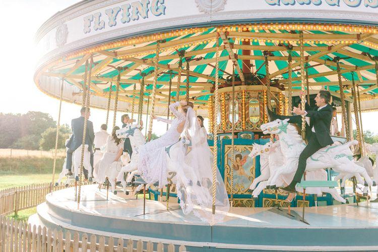 Preston Court Carousel