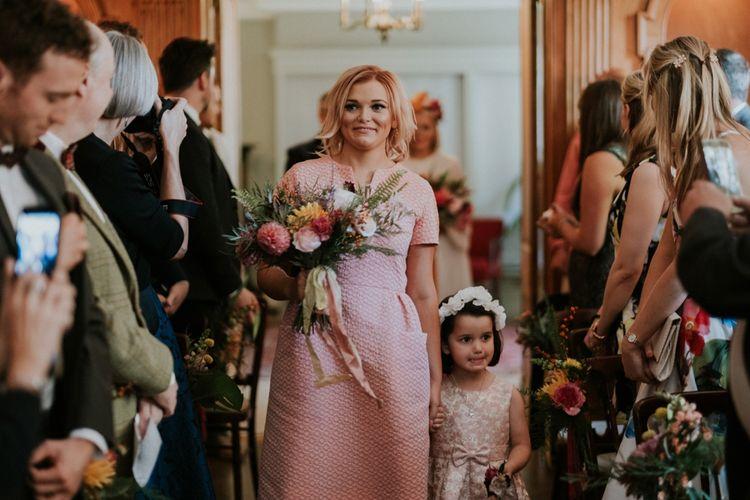 Orla Kiely Bridesmaids Dress