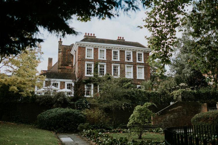 Burgh House London Wedding