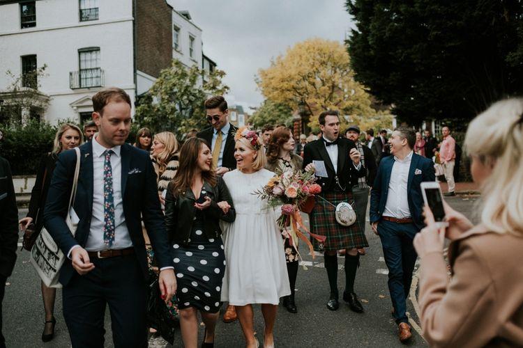 Orla Kiely Wedding Dress
